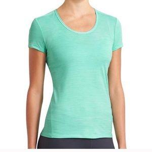 Athleta Shadow Stripe Chi t-shirt